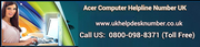Dial Acer Helpline Number UK 0800-098-8371 and Get Instant Solution for Computer