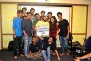 D-Link Academy@ TECHITHON'14 at Atharva COE,Mumbai