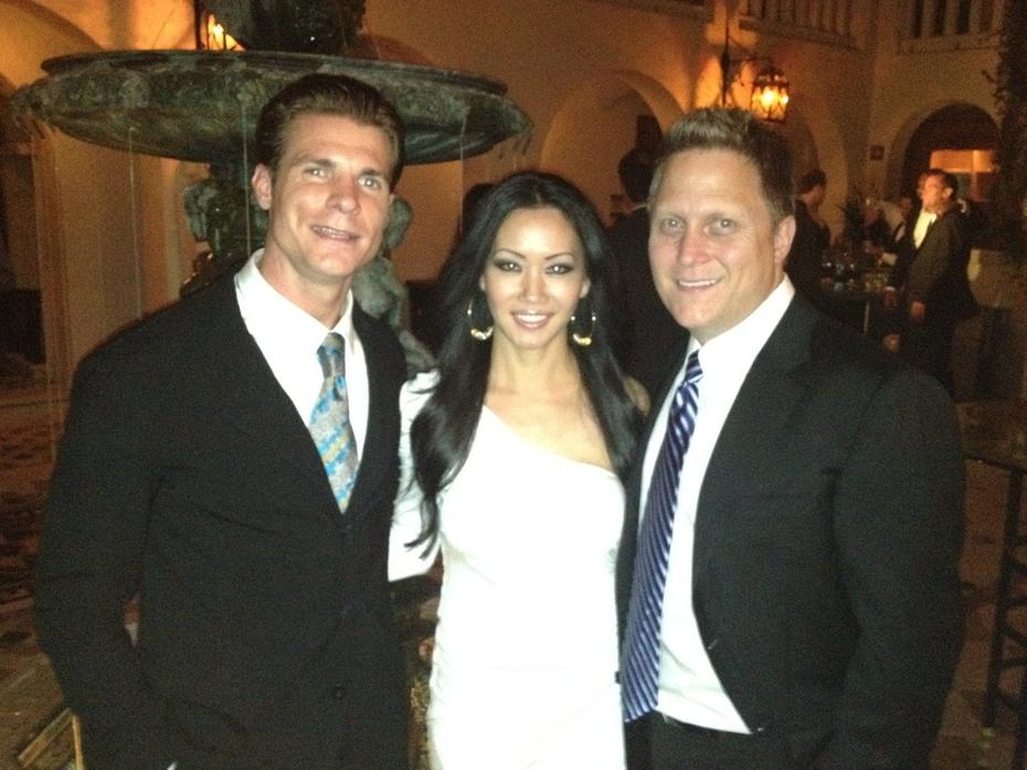 Dan Weik and Mr. & Mrs. Wynns