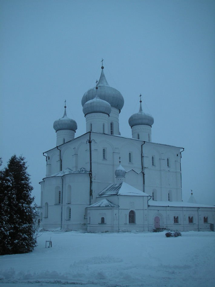 Варлаамо-Хутынский монастырь-2