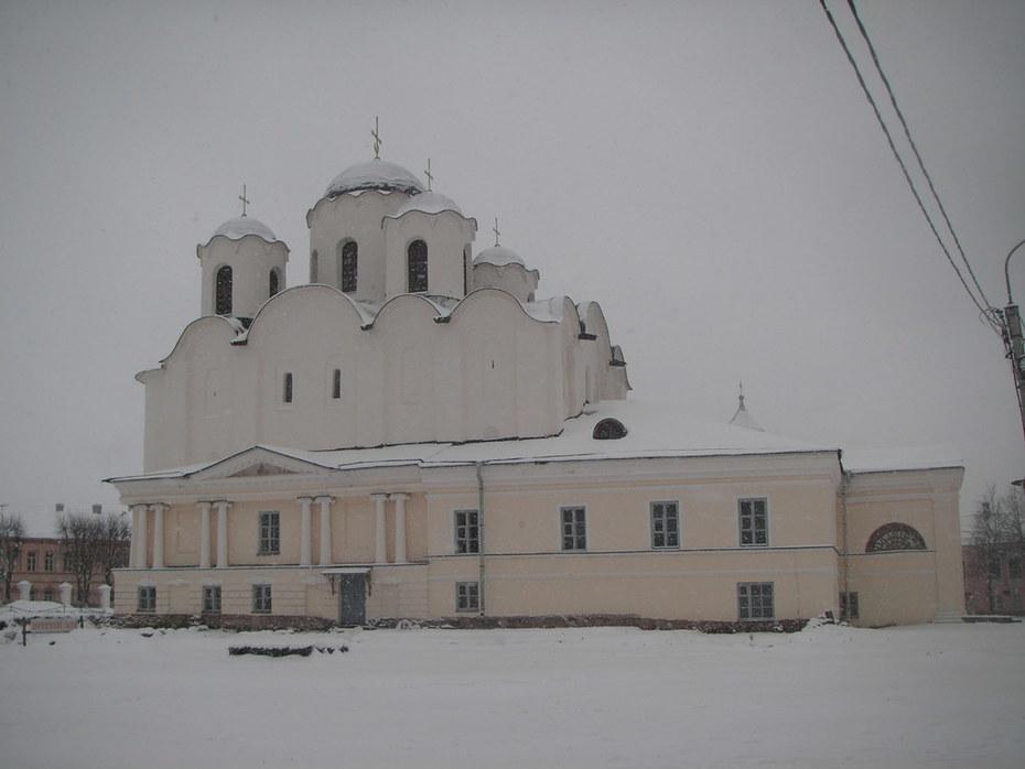 Новгород. Храмы-1