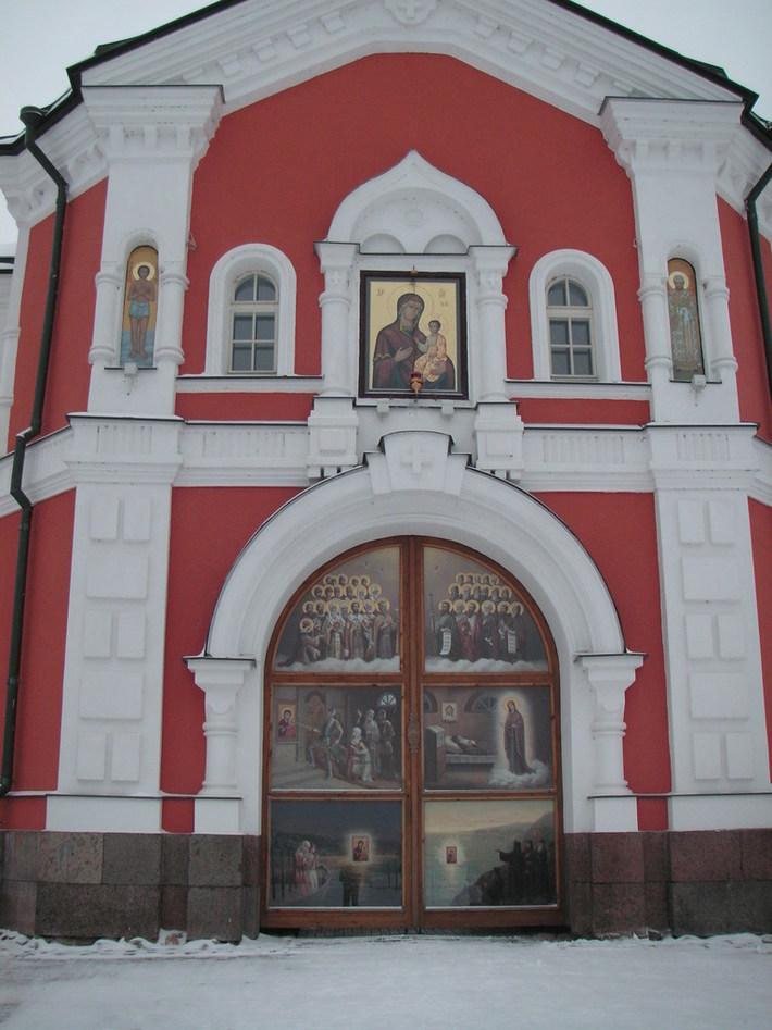 Иверский монастырь-1