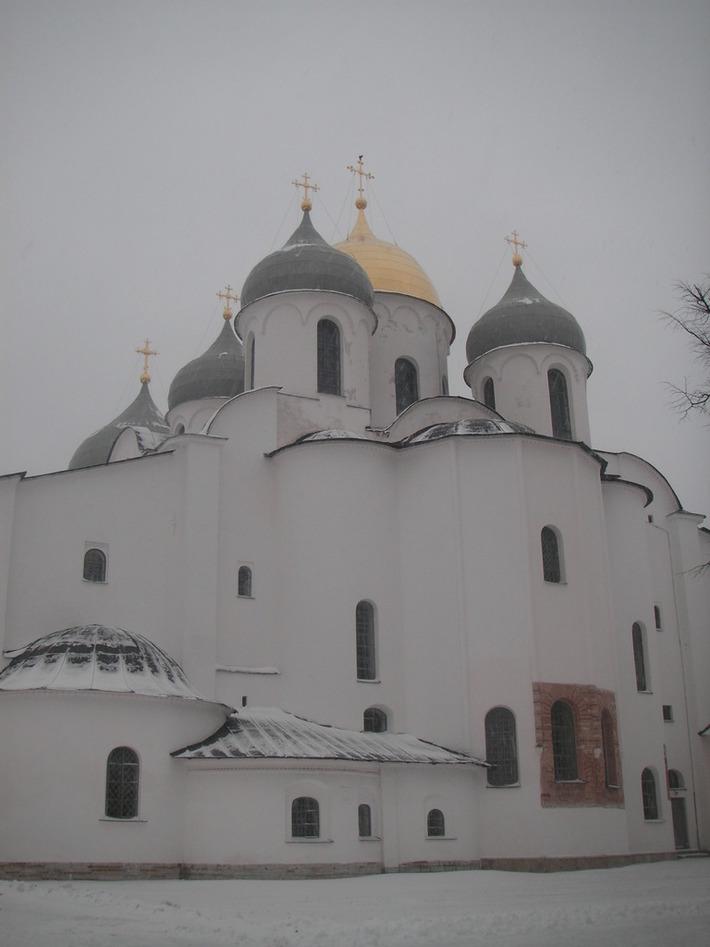 Собор Святой Софии. 11 век