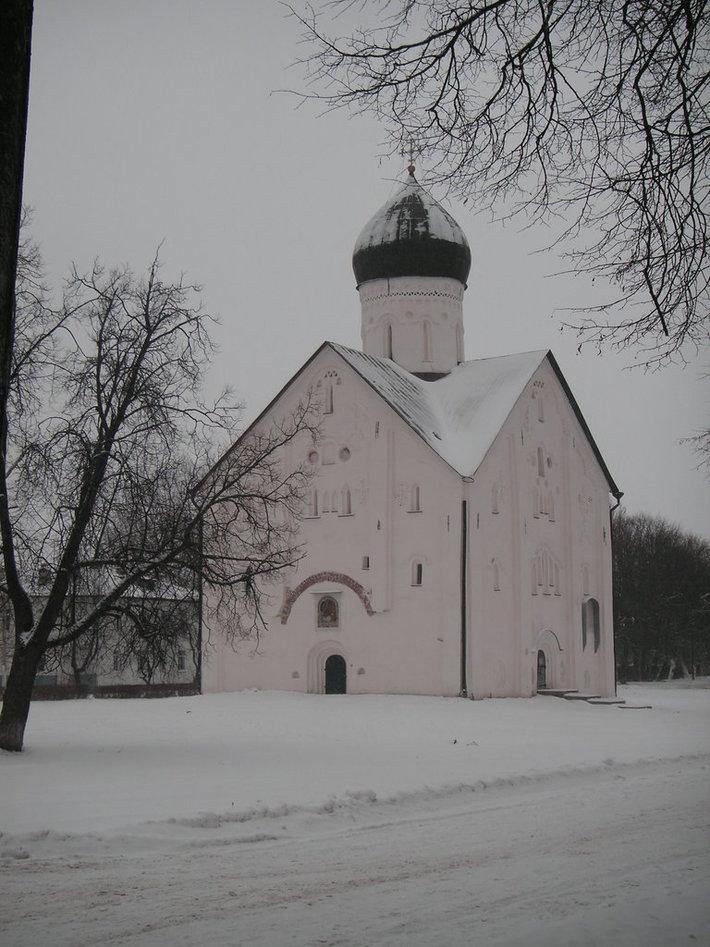 Новгород. Храмы-3