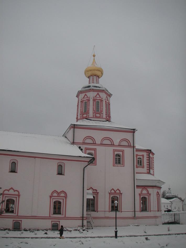 Иверский монастырь-2