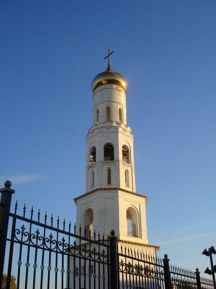 Колокольня Свято-Успенского кафедрального собора