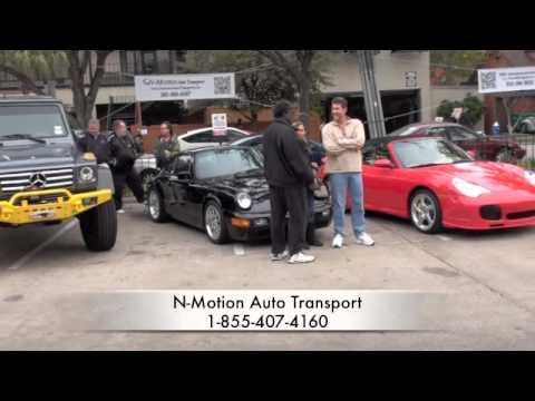 Wine & Rides - N-Motion Auto Transport - Auto Hauler & Classic car mover