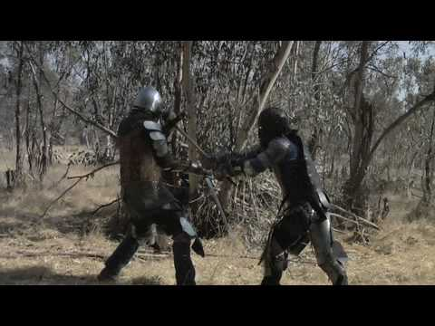 me and my freinds sword fighting