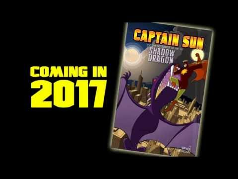Captain Sun #3-Page One Video