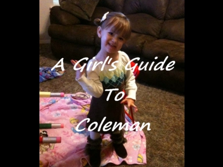A Girl's Guide to Coleman final