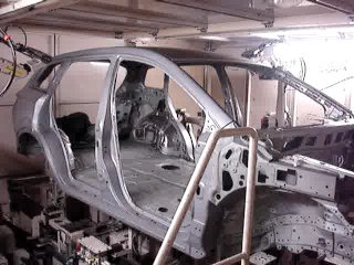 Cool Laser Welding of Auto Body