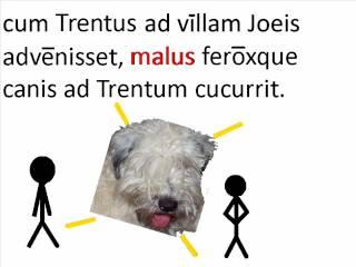 Trentus and Joe: Stick-figure Latin translation project