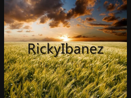 RickyIbanez - Blessing Touch