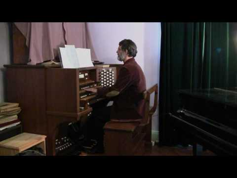 His Yoke is Easy - soft organ prelude