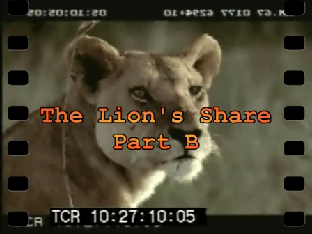 The Lion's Share- Part B