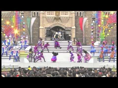 """Tokyo Disney """"Music is the Color of Life"""""""