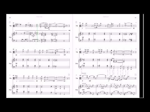 Al Johnston, Viola Sonata 1, 4th mvt