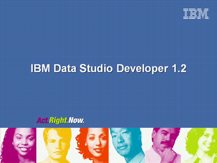 Data Studio Developer 1.2 - New features