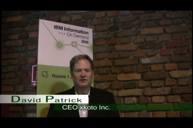xkoto CEO Perspective on Partnering with IBM DB2