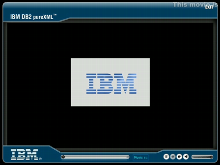 IBM DB2 with pureXML