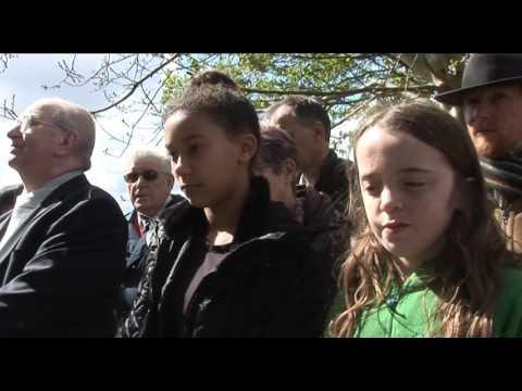 Memorial Service on 75th Anniversary of Wellington Bomber Crash