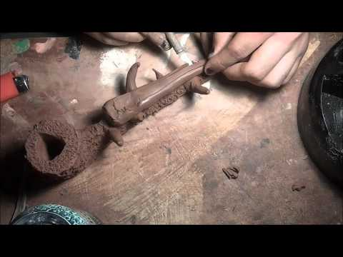 How to Make a Clay Pipe