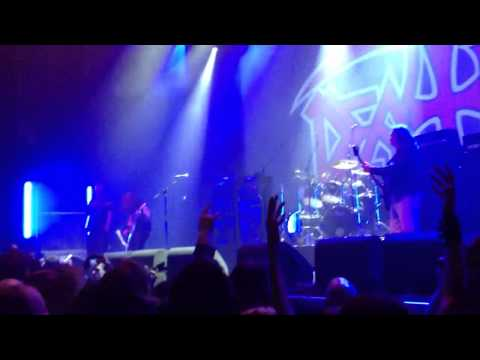 Death to All - Leprosy & Zombie Ritual Live at Neurotic Deathfest 2013