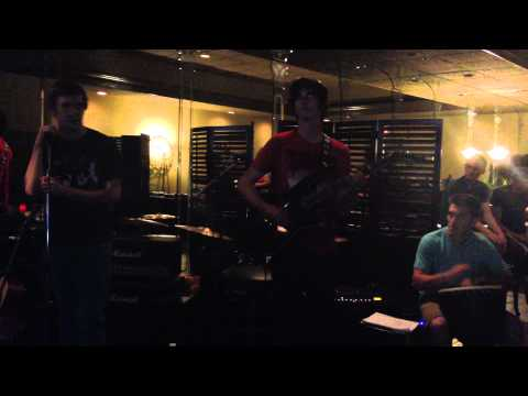 "Live Performance of ""Hush"" by Jacob Perriguey and Funky Fresh Flavor"