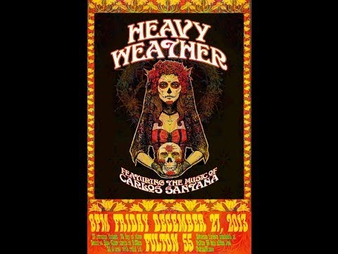 Heavy Weather, With Jewels Valenzuela, Fulton 55, 12/27/13