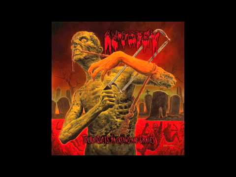 Autopsy - The Howling Dead