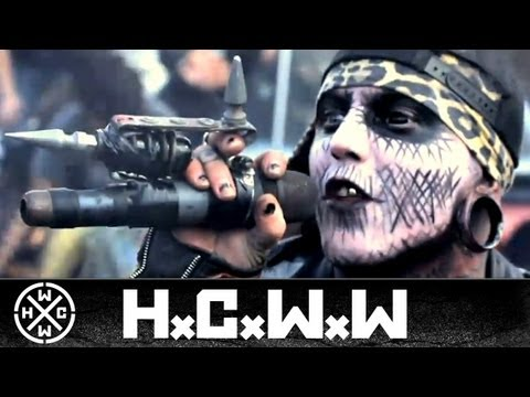 BLUE FELIX FEAT. SID WILSON - MIDDLE FINGER UP (OFFICIAL HD VERSION HCWW)