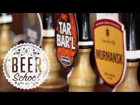Beer school: what is real ale? | The Craft Beer Channel