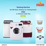 Washing Machine Sale-Sathya Online Shopping