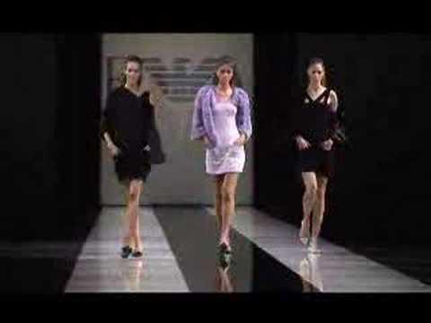 Sfilate Milano Moda Donna: Emporio Armani