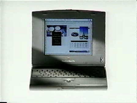 Powerbook Duo - Faxing