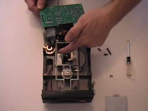 Apple II Disk Drive Cleaning