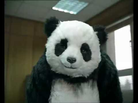Do What the Panda Says...