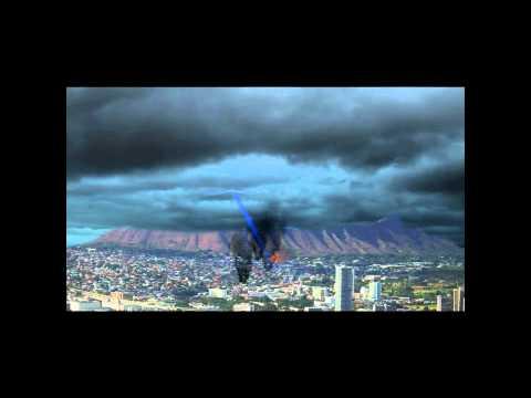 Aliens Destroy Honolulu