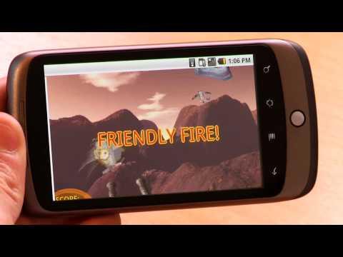 Flash Player 10.1 on Google's Nexus One Phone