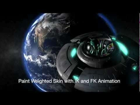 2011 Projects Demo Reel: Kevin Luttrell