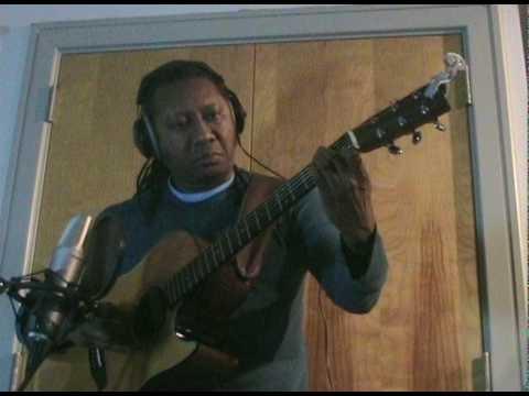 Danny Boy Irish Cover Ron Jackson Solo Fingerstyle Acoustic Guitar