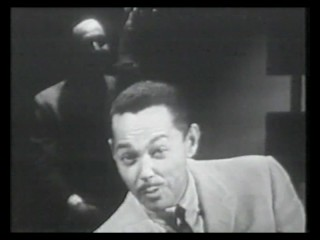 Billy Eckstine plays the JazzPhone on the Nat King Cole Show
