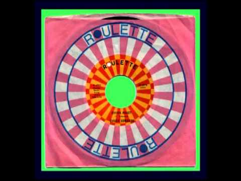 ChuCk EdWaRds - ''ChuCk ROaST!'' ( '63 ROULeTTe 45 b-Side ) fLooR FiLLeR WiGaN DaNCeR!