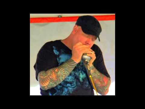 "GARTH ASMUSSEN  ""LYIN WOMAN"" MODERN BLUES HARMONICA"