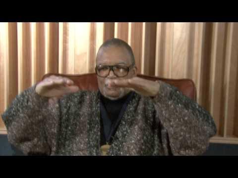 Dr. Nelson Harrison - Smithsonian Jazz Interview