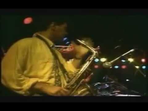 GEORGE BENSON (1986) LIVE AT MONTREUX JAZZ FESTIVAL - KINGSPLIFF