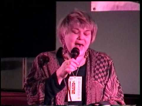 "Vocalist Sandy Staley Sings ""It's Magic"" at the Cape May Jazz Festival, April, 2003"