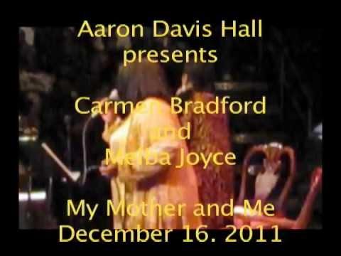 Melba Joyce & Carmen Bradford Holiday Concert, Encore