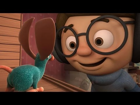 """CGI Animated Shorts HD: """"Mouse For Sale"""" - by Wouter Bongaerts"""