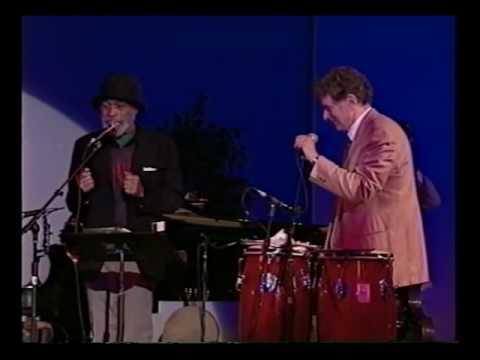 David Amram & Ted Joans Scat